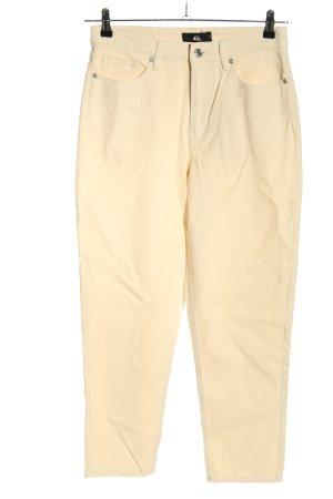 Quiksilver Slim Jeans cream casual look