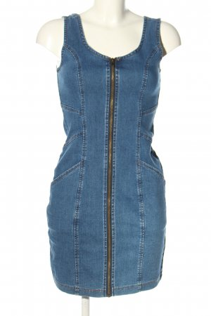 QUIZ Jeanskleid blau Casual-Look