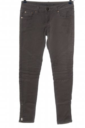 R. Display Low Rise jeans lichtgrijs casual uitstraling