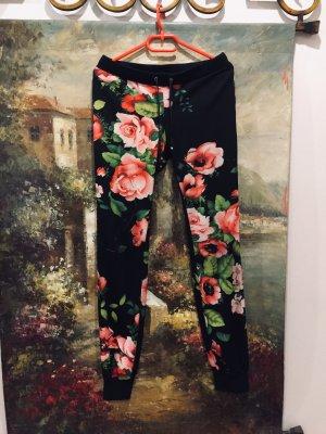 R.E.D. Valentino mit Blumen Print Vintage