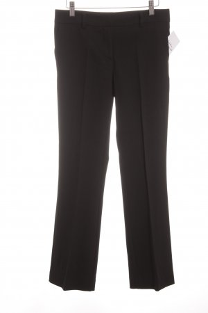 R.E.D. Valentino Woolen Trousers black classic style