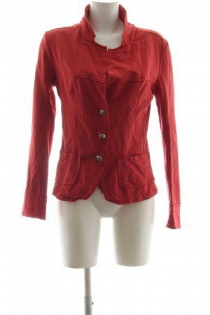 R Jeans Blouson rot Casual-Look