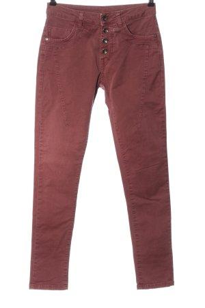 R Jeans Röhrenhose