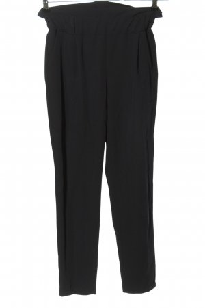 R Jeans Stoffhose schwarz Casual-Look