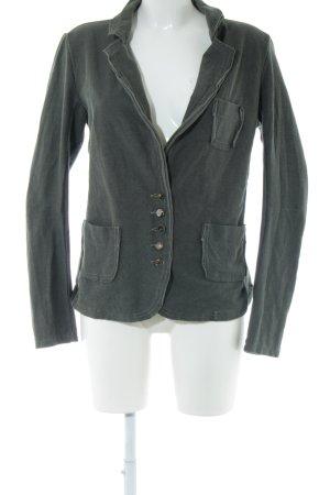 R Jeans Sweatjacke khaki Casual-Look