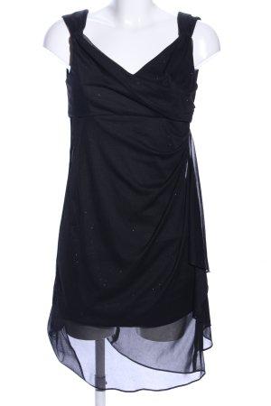 R&M Richards Abendkleid schwarz Party-Look