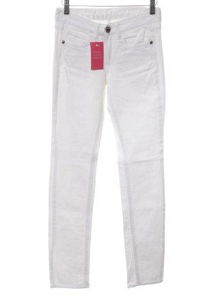 R&M Richards Skinny Jeans weiß Casual-Look
