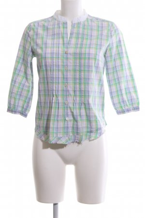 R-Ninety-Fifth Hemd-Bluse Allover-Druck Casual-Look