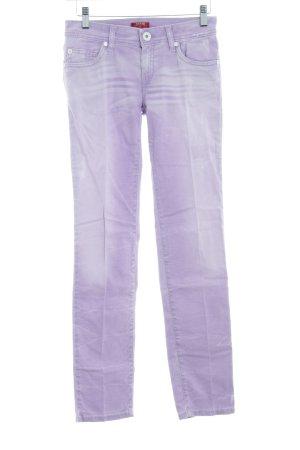 Ra-Re Straight-Leg Jeans flieder