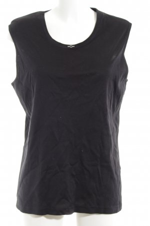 Rabe Basic Top schwarz Casual-Look