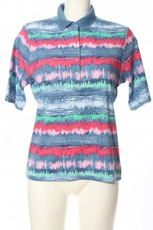 Rabe Polo shirt volledige print casual uitstraling