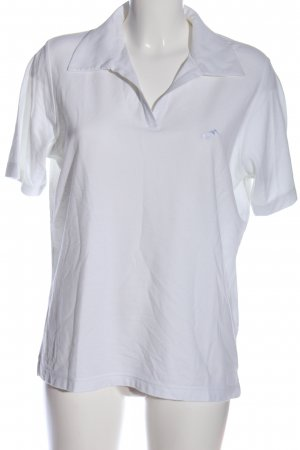 Rabe Polo-Shirt weiß Casual-Look