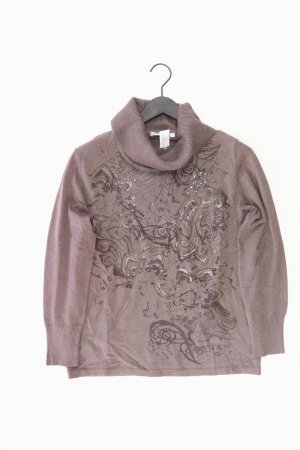 Rabe Pullover braun Größe XL