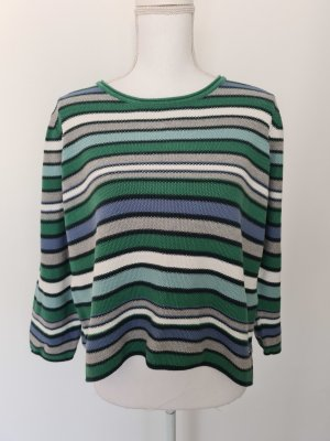 Rabe Crochet Sweater multicolored