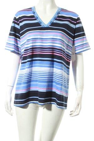 Rabe Shirt Streifenmuster Casual-Look