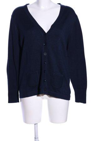 Rabe Shirtjacke blau Casual-Look