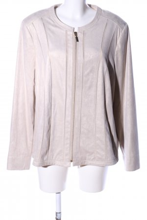 Rabe Veste chemise blanc cassé moucheté style décontracté