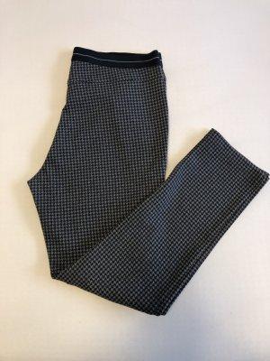Rabe Pantalón tobillero negro-gris
