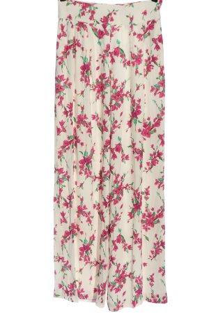 Rachel Zoe Baggy Pants allover print casual look