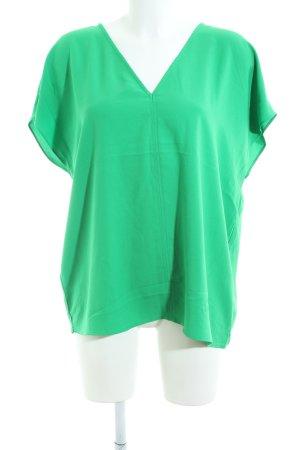 Rachel Zoe Camicetta a maniche corte verde stile casual