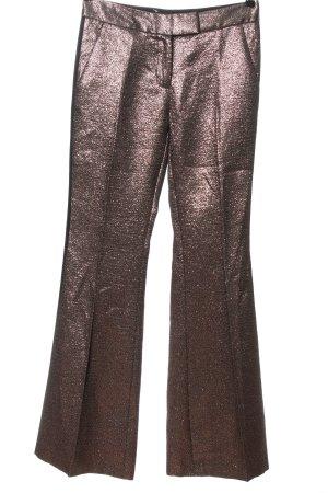 Rachel Zoe Jersey Pants bronze-colored elegant