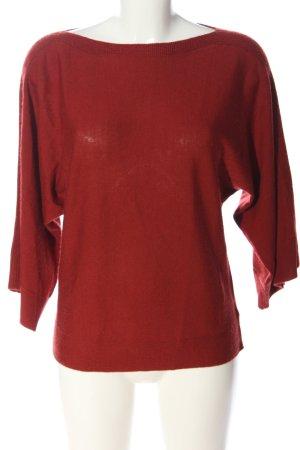 Rachel Zoe Camicia maglia rosso stile casual