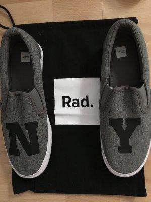 Rad. Sneaker NY Anthrazit Gr. 40