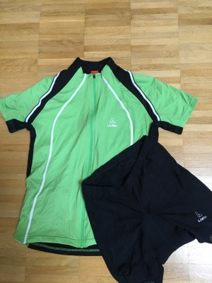 Löffler Sports Shirt multicolored