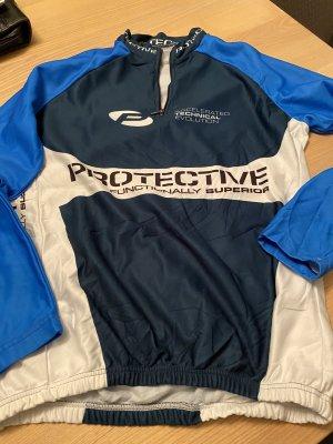 Radfahrer- und Laufshirt langarm
