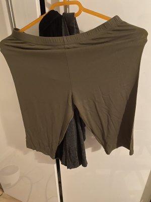 Spodnie Capri Wielokolorowy Wiskoza