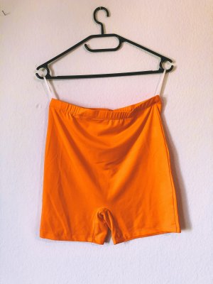 Radlerhose orange