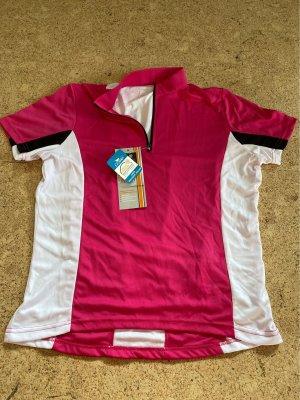 Crane Sports Shirt white-violet