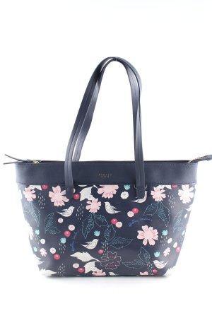 Radley London Torba shopper Wzór w kwiaty Elegancki