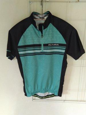 Altura Sports Shirt black-cadet blue