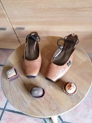 Raer Schuhe braun Gr. 38 neu