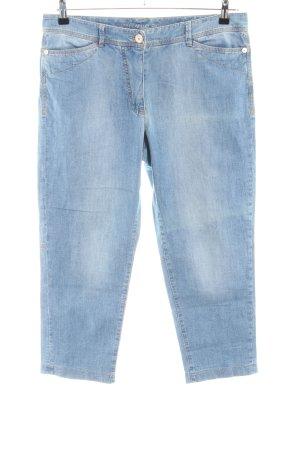 Raffaello Rossi 7/8 Jeans blau Casual-Look