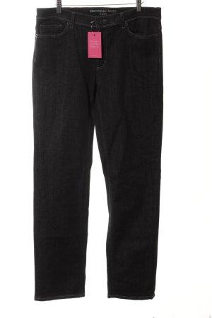 Raffaello Rossi Jeans a 7/8 nero stile casual