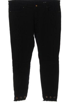 Raffaello Rossi 7/8-jeans zwart casual uitstraling