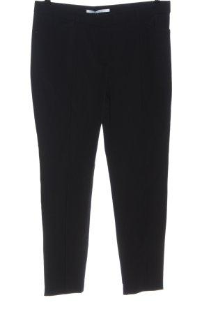 Raffaello Rossi Pantalon de costume noir style décontracté
