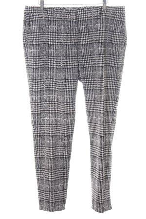 Raffaello Rossi Pantalon de costume imprimé allover style décontracté
