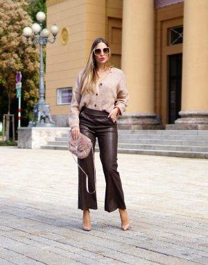 Raffaello Rossi Falda pantalón de pernera ancha multicolor