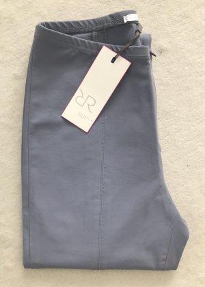 Raffaello Rossi Pantalone elasticizzato viola-grigio