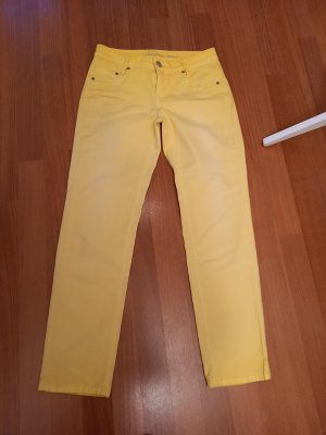 Raffaello Rossi Jeans gelb - wie NEU