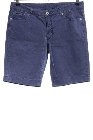 Raffaello Rossi Jeansshorts blau Casual-Look