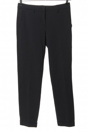 Raffaello Rossi Peg Top Trousers blue-black casual look