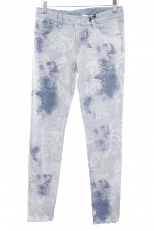 "Raffaello Rossi Slim Jeans ""Sinty Print"""
