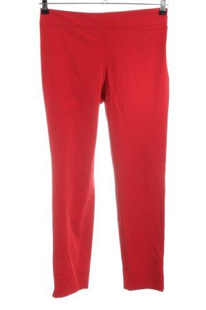 Raffaello Rossi Sporthose rot sportlicher Stil