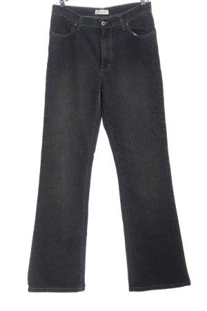 Raffaello Rossi Jeansy z prostymi nogawkami niebieski W stylu casual