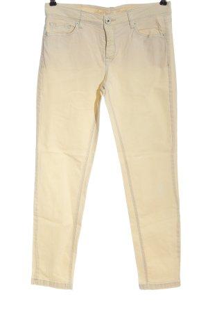 Raffaello Rossi Straight-Leg Jeans creme Casual-Look