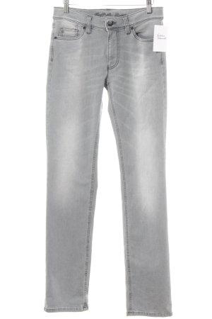 Raffaello Rossi Straight-Leg Jeans hellgrau Casual-Look